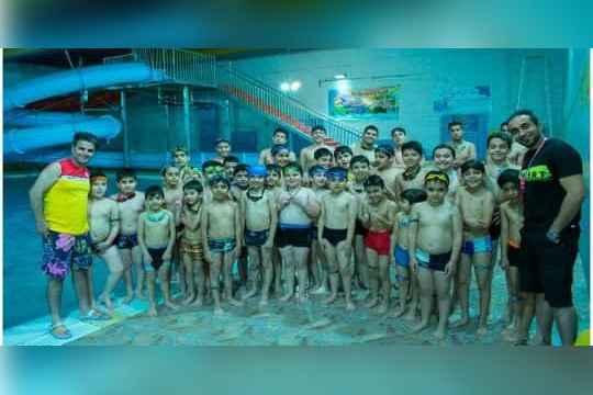 آموزش شنا کوچکان زاده