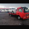 امداد خودروی قربانی در کرمانشاه