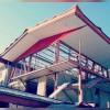 نصب سقف شیروانی و ساندویچ پانل شریف نژاد