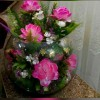 گل کریستال نازلی