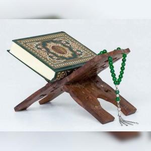 تولیدی رحل قرآن چوبی قنبرنیا
