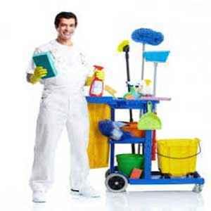 شرکت خدمات و نظافتی بشارت