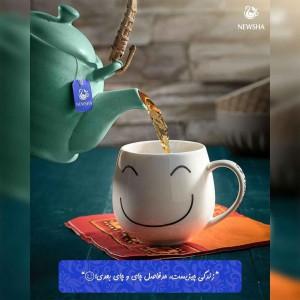 تولید چای و دمنوش گیاهی نیوشا