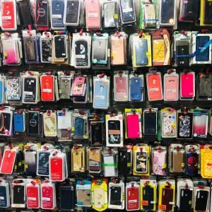 فروشگاه موبایل مارال و ماهان در بندر انزلی