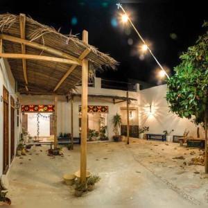 اقامتگاه بومگردی آهید در بندر کنگان