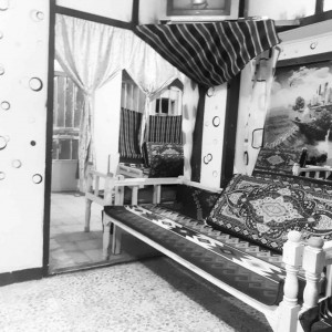 سفره خانه سنتی سیمرغ در خرم آباد