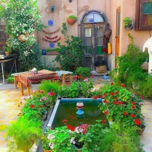 اقامتگاه سنتی آرامش در آقبلاغ