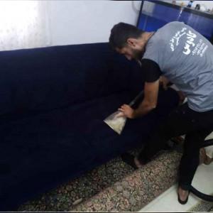 مبل شویی و قالی شویی کادوس در رشت