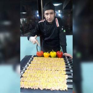 راه انداز رستوران مجید فولادی در تهران