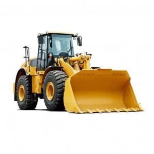 تعمیرات ماشین های راه سازی و معدنی صمدی