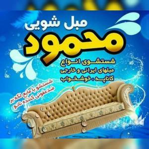 قالیشویی و مبل شویی محمود