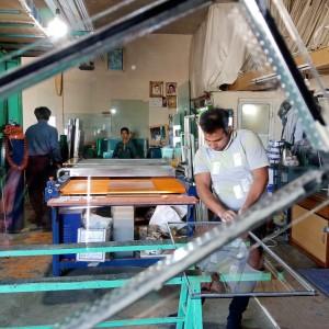 صنایع شیشه و پنجره مرصاد