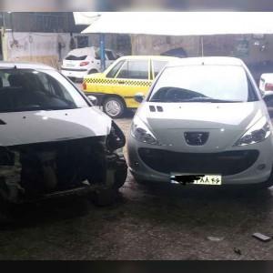 خدمات صافکاری و نقاشی خودرو صالحی