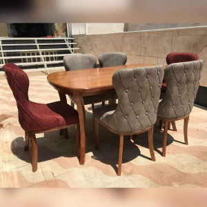 تولیدی میز و صندلی غذاخوری عرشیا