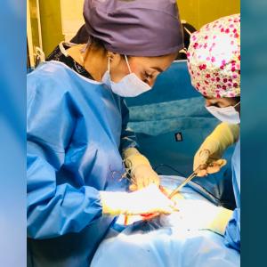 دکتر روناک رضایی جراح و متخصص زنان و زایمان