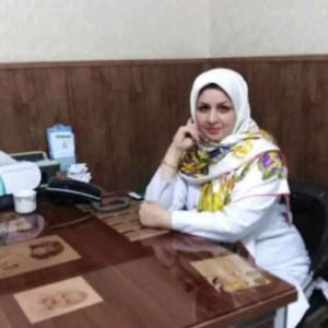 فهیمه حیدرزاده کارشناس مامایی و ماما همراه