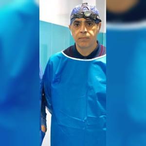 دکتر علیرضا توکلی جراح و متخصص گوش حلق بینی