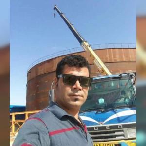 جرثقیل محمد کرمی کچساران