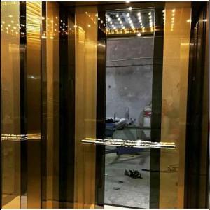 کابین آسانسور و درب آسانسور جهانگیری