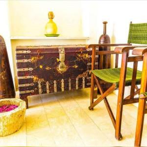 مهمان سرای سنتی بنیاد در یزد