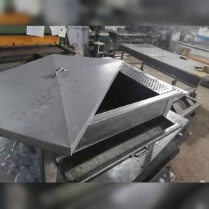 خم کاری فلزات پارسیان