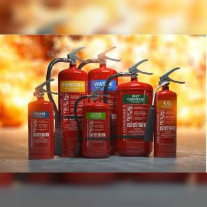 شارژ و فروش کپسول های آتش نشانی پویا شرق