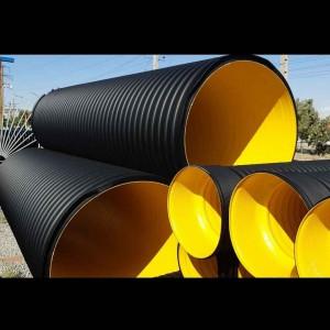 تولید کننده لوله پلی اتیلنی آبیاری و فاضلابی غفاری