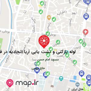 نقشه لوله بازکنی و نشت یابی آریا اتحادیه در قزوین